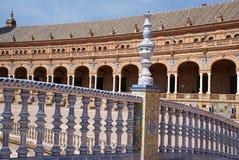 Placa d'Espana royalty free stock photography