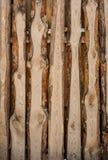 A placa da laje na cerca Foto de Stock Royalty Free