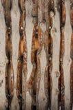A placa da laje na cerca Imagem de Stock Royalty Free