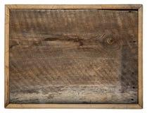 Placa da madeira do celeiro imagem de stock royalty free