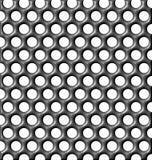 Placa de aço Fotografia de Stock