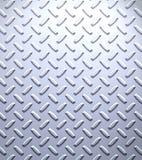 Placa de aço do diamante do metal   ilustração royalty free
