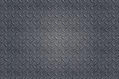 Placa de aço do metal Imagens de Stock