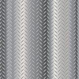 Placa de acero del diamante Foto de archivo libre de regalías