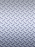 Placa de acero del diamante del metal Fotos de archivo