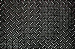 Placa de acero del suelo Fotos de archivo