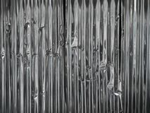 Placa de acero galvanizada Fotos de archivo