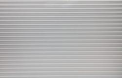 Placa de aluminio Fotografía de archivo libre de regalías