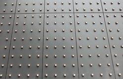 Placa de aço Imagens de Stock
