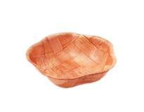 Placa de bambú Foto de archivo libre de regalías