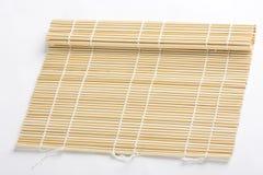 Placa de bambu Fotos de Stock