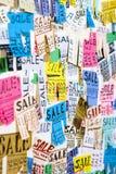 Placa de boletim imagem de stock royalty free