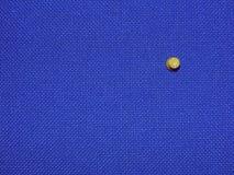 Placa de boletim azul Imagens de Stock Royalty Free