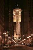 Placa de Chicago de comércio Imagem de Stock Royalty Free