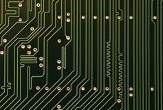 Placa de circuito 1 Imagens de Stock Royalty Free