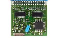 Placa de circuito Foto de archivo