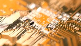 Placa de circuito filme