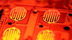 Placade circuito filme