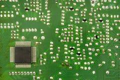 Placa de circuito Fotografía de archivo