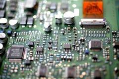 Placa de circuito Foto de Stock Royalty Free