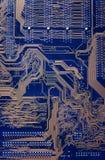 Placa de circuito de Digitas Fotografia de Stock Royalty Free