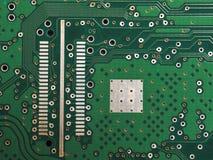 Placa de circuito do computador Imagens de Stock Royalty Free
