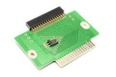 Placa de circuito do computador Imagens de Stock