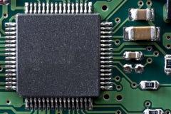 Placa de circuito dois Foto de Stock