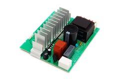 Placa de circuito electrónica Fotografía de archivo