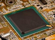 placa de circuito eletrônico Fotografia de Stock
