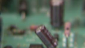 placa de circuito eletrônico video estoque