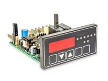 Placa de circuito impresa Foto de archivo