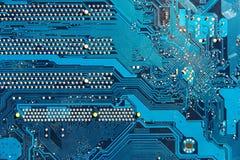 Placa de circuito impresa Imagenes de archivo