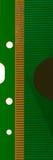 Placa de circuito impresa, pantalla de cristal líquido foto de archivo libre de regalías