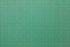 Placa de circuito impresa, textura inconsútil del fondo del modelo Fotografía de archivo libre de regalías