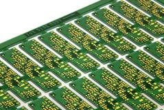 Placa de circuito impresso Fotos de Stock