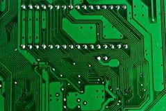 Placa de circuito impresso Imagem de Stock Royalty Free