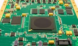 Placa de circuito impresso (PWB) Imagem de Stock