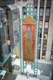 Placa de comércio - vestíbulo de Chicago Imagem de Stock