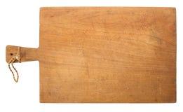 Placa de corte da cozinha isolada Imagem de Stock