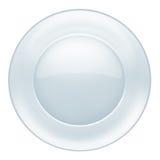 Placa de cristal imagen de archivo