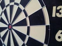 Placa de dardos Imagem de Stock