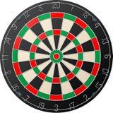 Placa de dardos Imagens de Stock Royalty Free