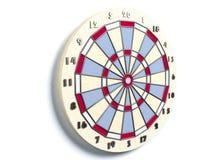 Placa de dardos Foto de Stock Royalty Free