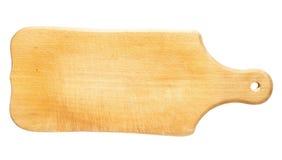 Placa de desbastamento de madeira Fotografia de Stock