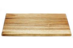 Placa de desbastamento de madeira Foto de Stock