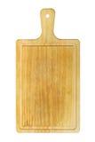 Placa de desbastamento de madeira Imagem de Stock Royalty Free