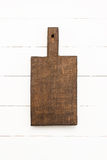 Placa de desbastamento de madeira Imagem de Stock
