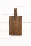 Placa de desbastamento de madeira Fotos de Stock Royalty Free
