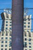 Placa de Espana à Barcelone, Espagne Photo stock